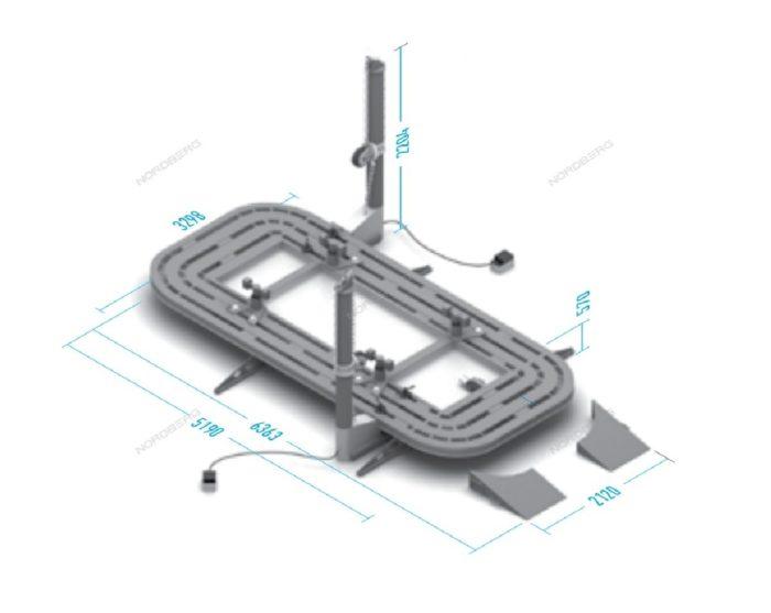 Стапель платформенный схема