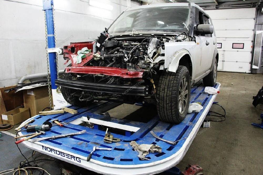 Инструмент и оборудование для ремонта автомобилей