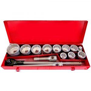 Набор инструментов36-80 мм 14 пр. 12 гранный