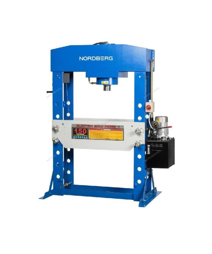 Пресс электрогидравлический, усилие 150 тонн