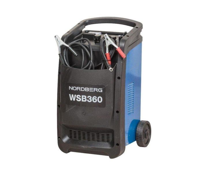 Устройство пуско-зарядное 12/24V макс ток 360A