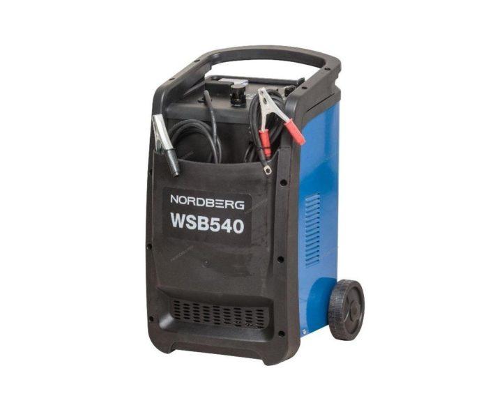 Устройство пуско-зарядное 12/24V макс ток 540A