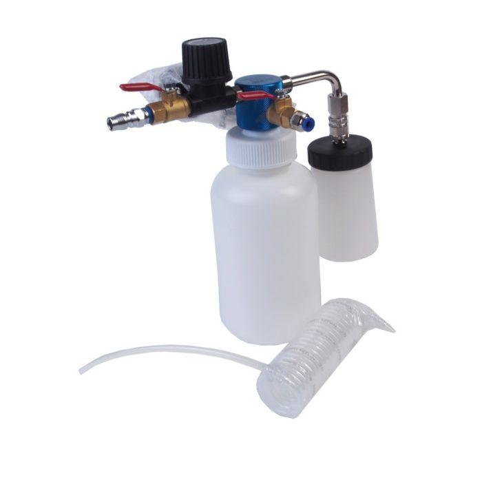 Набор для чистки камер сгорания,катализатора и вакуумных систем двигателя (3в1)