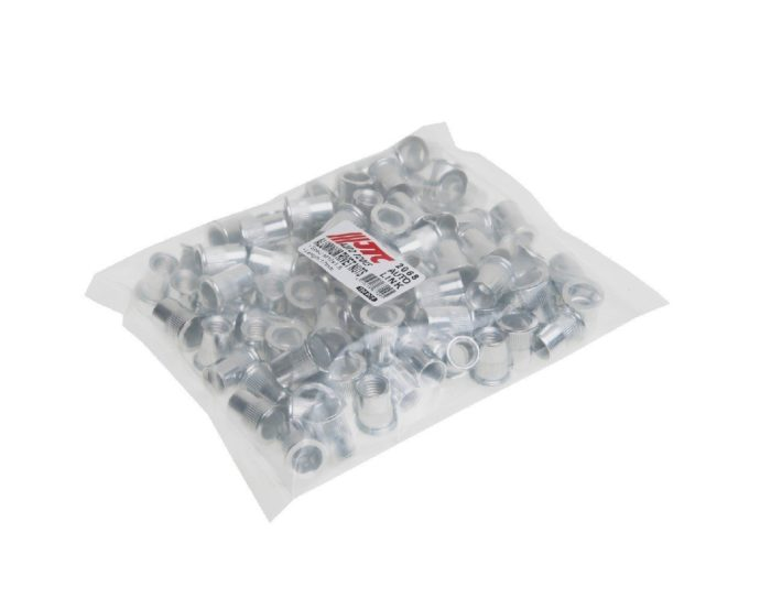 Набор резьбовых алюминиевых заклепок M10X1,5 для заклепочника JTC-5821A, JTC-5218N (100шт)
