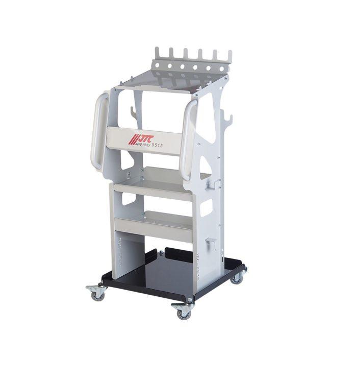 Тележка для диагностического оборудования (4 полки)