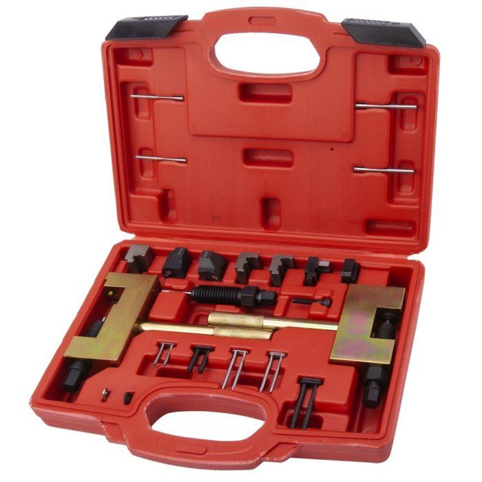 Инструмент для звеньев цепи ГРМ двигателей (MERCEDES) ø3.1 и ø4.4.