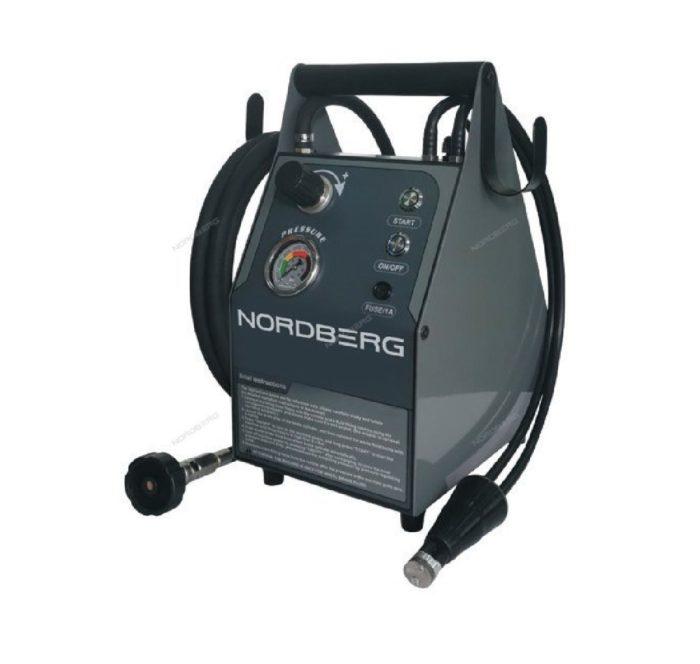 Установка для прокачки тормозной системы и системы сцепления, об. 5 л.
