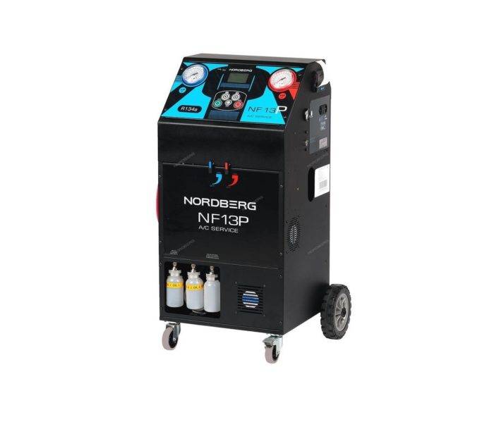 втоматическая установка для заправки автомобильных кондиционеров, 10 кг