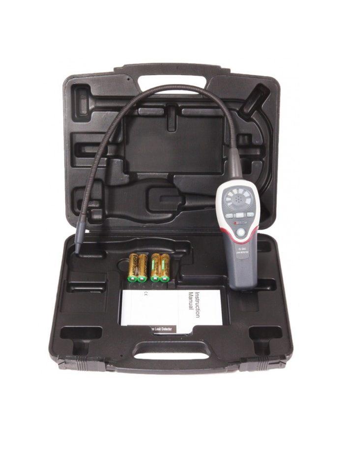 Электронный детектор утечек для фреонов всех типов (CFC, HFC, HCFC, вкл. 1234) и H2