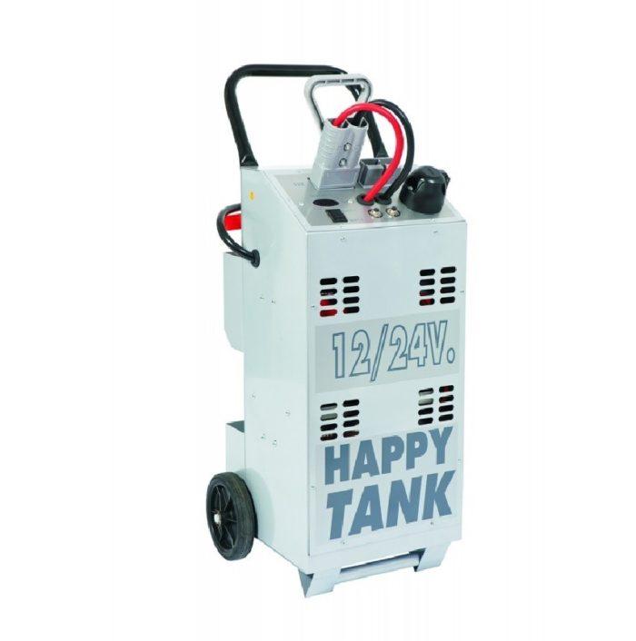 HAPPY TANK - портативный бустер для грузовых авто