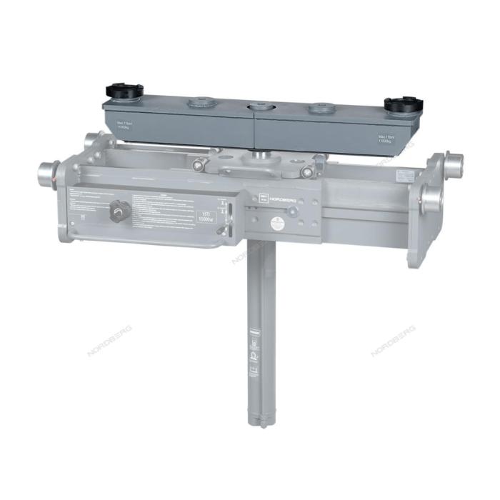 Насадка-траверса с регулируемым подхватом для N501T
