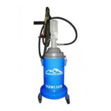 Солидолонагнетатель с пневматическим насосом, вместимость 13 кг
